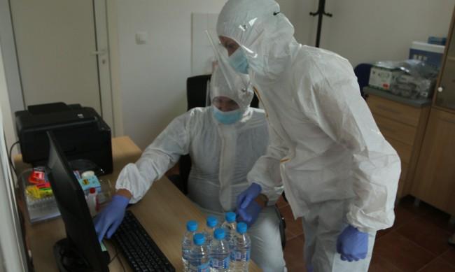 Белодробната болница в Търново спешно се нуждае от медици