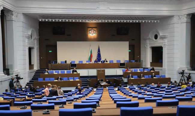 Кратки дебати и бюджетът за догодина приет на първо четене