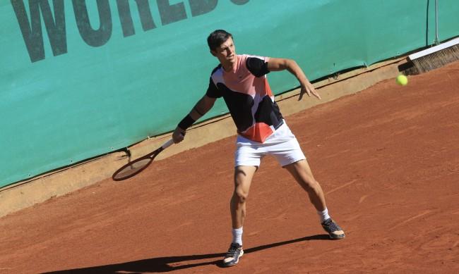 Александър Лазаров пропуска Sofia Open, с COVID-19 е