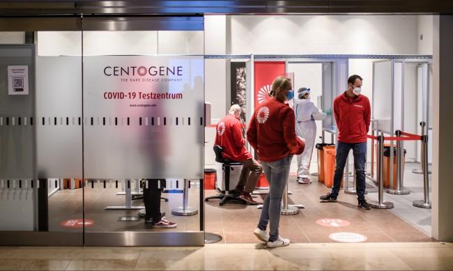 Германия със задължителна регистрация за пристигащи от рискови региони