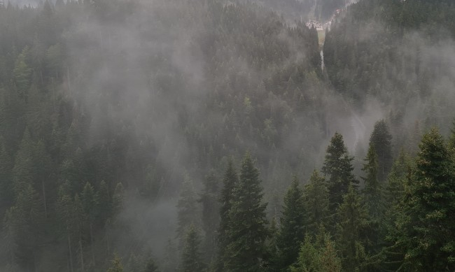 Мъгливо и облачно ще е в равнините и котловините