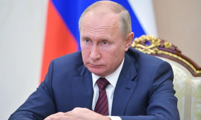 Путин отказа да поздрави Байдън за победата