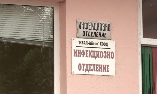 Болницата в Айтос с недостиг за лекарства за коронавирус
