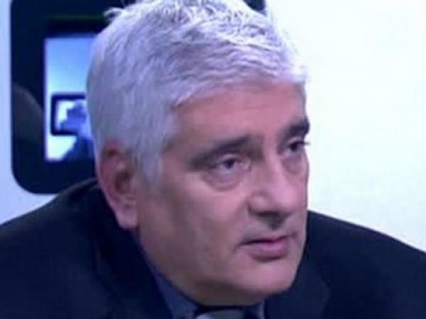 Христо Данов - бивш президент на Българския футболен съюз и