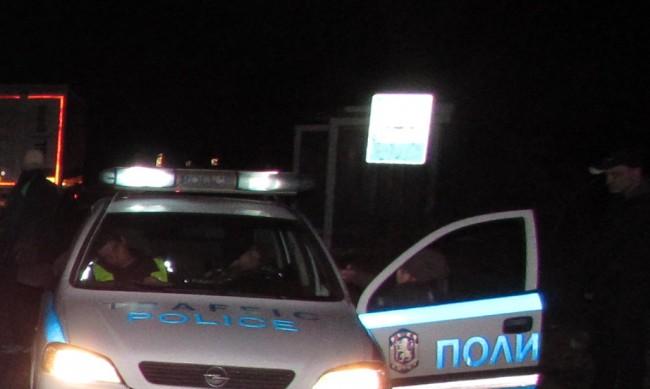Пиян шофьор блъсна паркирана кола във Велико Търново