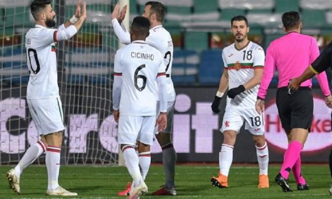 С 3:0 България победи аматьорите от Гибралтар