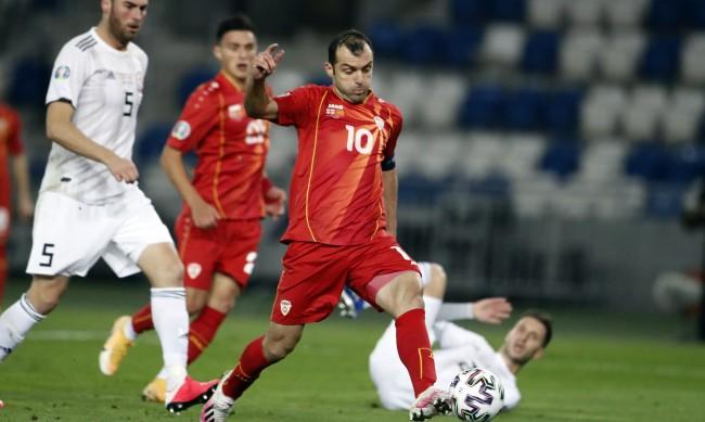 Северна Македония се класира за европейското по футбол