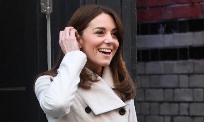 Как Кейт Мидълтън се грижи за косата си?