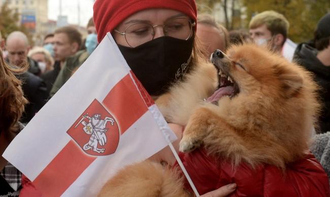 Въпреки побоя и репресиите - 100 дни срещу Лукашенко в Беларус