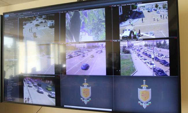 440 камери ще снимат нарушителите в София
