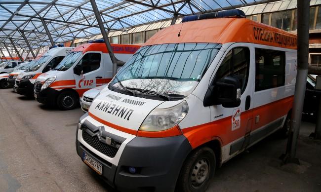 22 души от персонала на Спешна помощ в Благоевград са с COVID-19