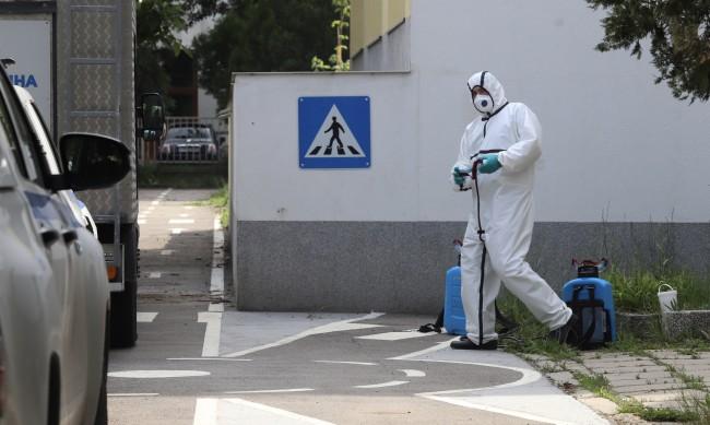 Затвориха клиника към болница в Плевен за дезинфекция