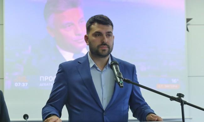 Георг Георгиев: Европейски държави искаха от нас компромис за Скопие