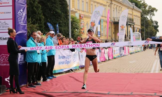 Победителите от маратона в София с допинг