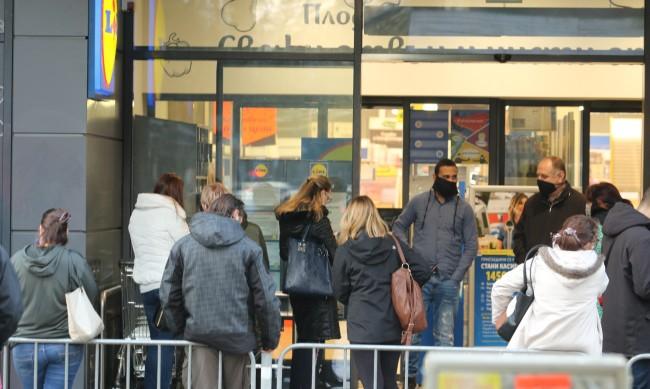 Търговците са против зелените коридори, създавали риск