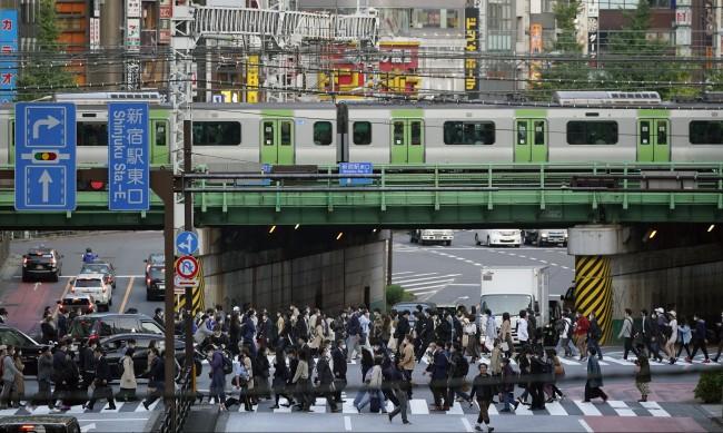 Япония с рекорден брой на новозаразени с коронавирус