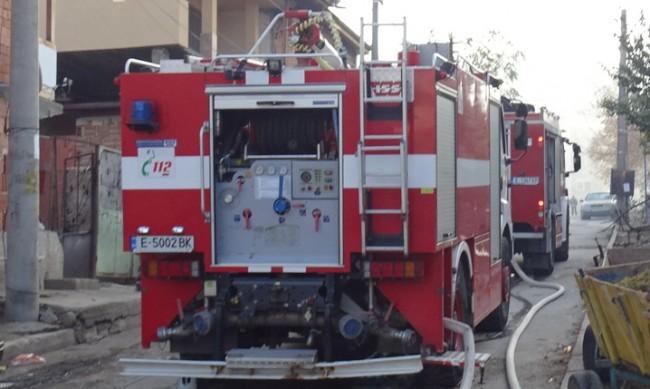 Мъж загина при пожар в къща в Банско