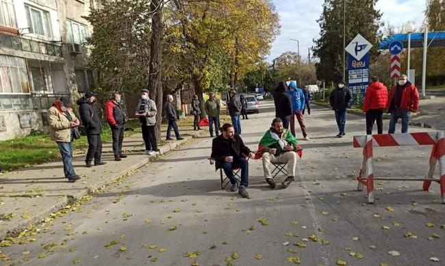 Граждани блокират ГКПП в Силистра за втори ден