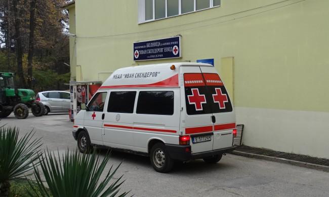 Ученици трогнаха лекарите в COVID отделението в МБАЛ-Добрич