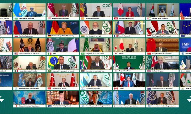 Лидерите на Г-20 се обединиха: Ваксина срещу COVID-19 трябва да има за всички