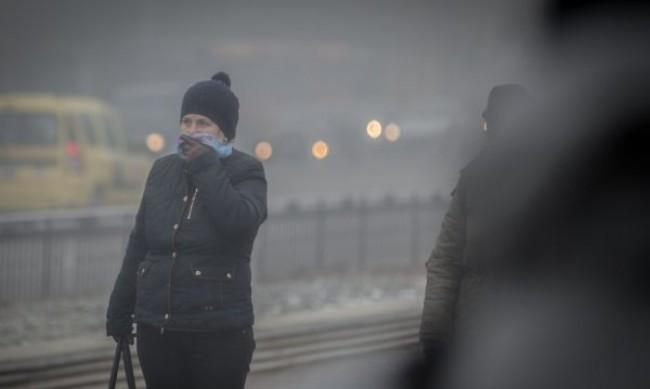 София е на 13-о място в света по мръсен въздух тази сутрин