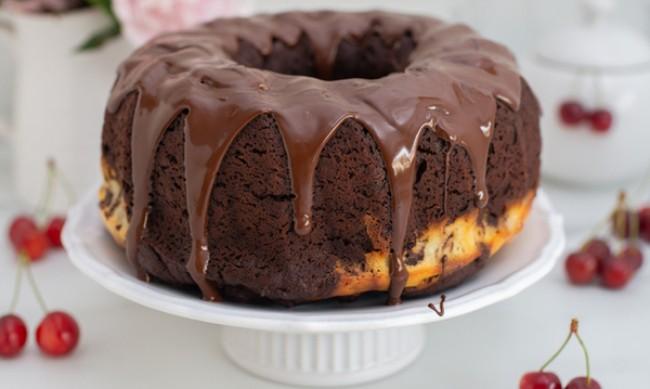 Рецептата Dnes: Заливка за кекс с шоколад