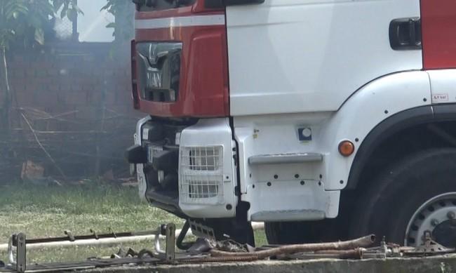 Стадо крави загина при пожар в село край Любимец