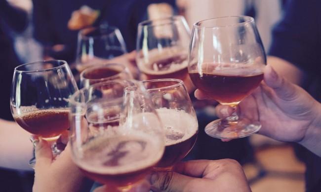 Европа рекордьор при... пиенето на алкохол