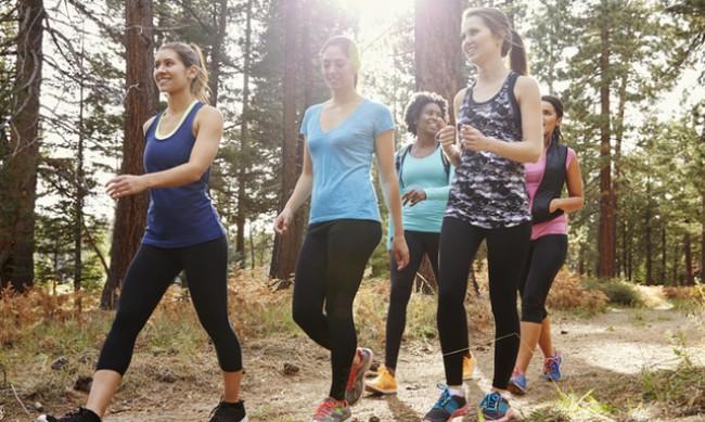 Как да подобрите тренировките с ходене?