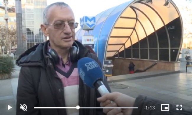 Зам.-кметът от метрото: Ще си ходя без маска и не ми пука!