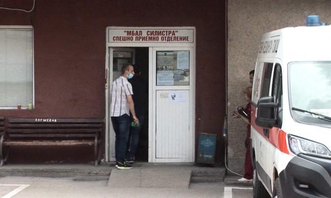МБАЛ-Силистра търси мъже за пренасяне на COVID болни