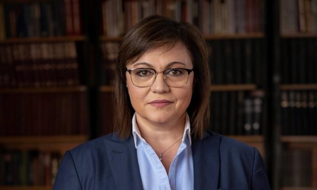 Нинова видя политически игрички в предлагането на новите мерки
