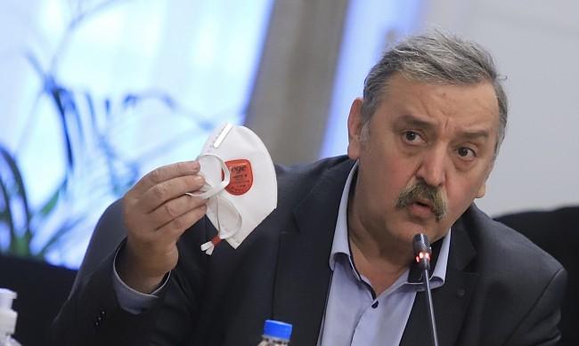 Кантарджиев: Липсва контрол и съзнание, няма доверие