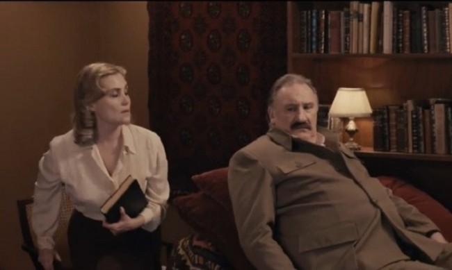 """Жерар Депардийо се настанява в """"Диванът на Сталин"""""""
