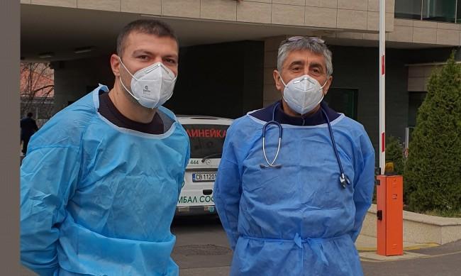 Тервел Пулев отново става доброволец в болница