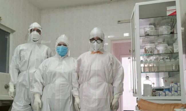 Ковид болницата в Пловдив се нуждае от апаратура, лекари, ремонт