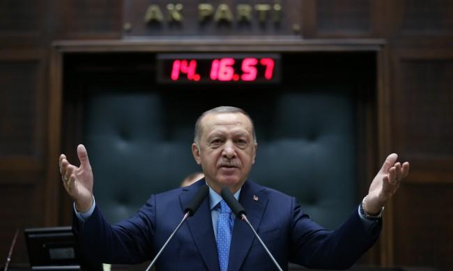 Ердоган: Турция ще има собствена ваксина през април