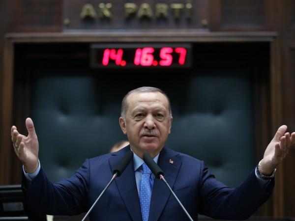 Турският президент Реджеп Тайип Ердоган заяви, че най-късно през април