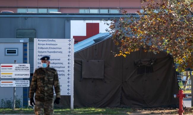 Гърция не отчита спад на заразените с COVID-19 въпреки карантината