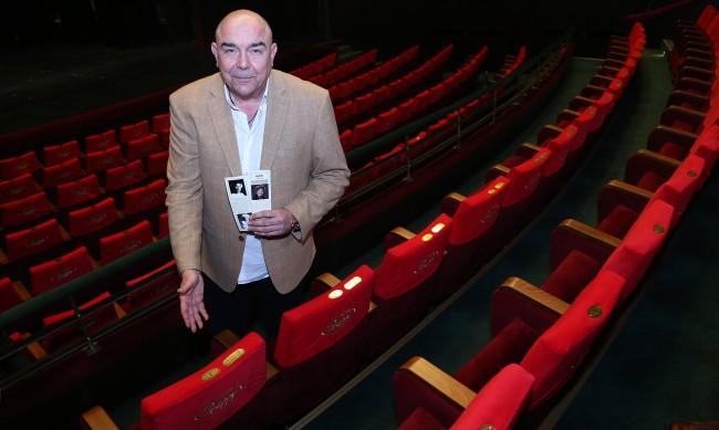 Калин Сърменов: Театрите са най-безопасните пространства