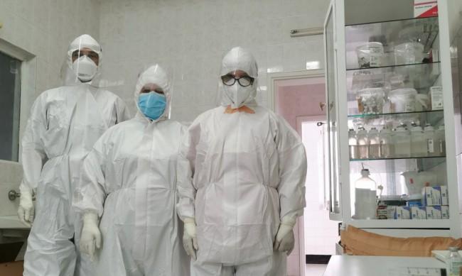 Медицинският персонал от забавачките в Троян се насочва към болниците