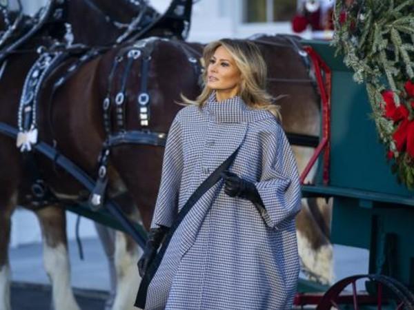 Мелания Тръмп се появява все по-рядко пред камерите през последните