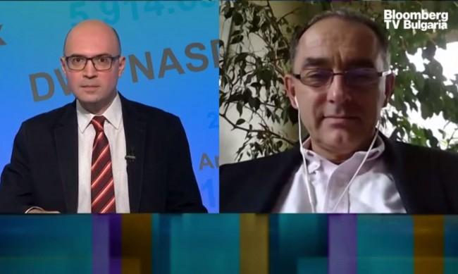 Мартин Заимов: Светът го очаква това, което стана в България през 1996 г.