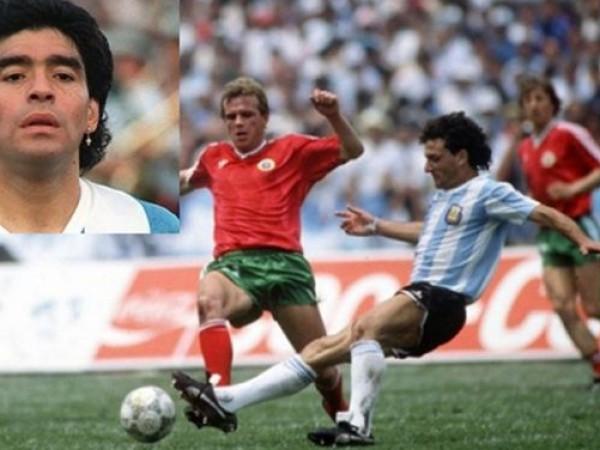 Пламен Гетов е една от легендите на българския футбол. Беше