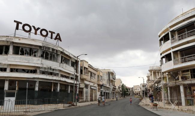 ЕС осъжда действията на Турция в кипърския град Вароша