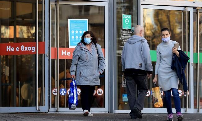 От днес влизат в сила новите противоепидемични мерки