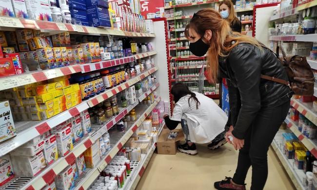 """Лекарства в аптеките има, само """"Фраксипарин""""-ът е проблем"""