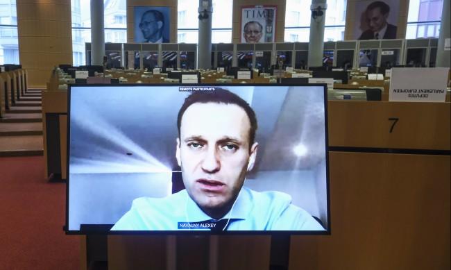 Навални в ЕП: Руските власти да се третират като банда престъпници