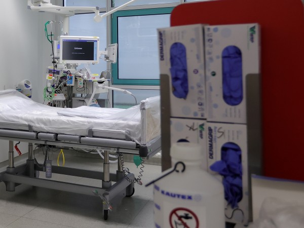 В Covid-сектора в Многопрофилната болница за активно лечение /МБАЛ/ в