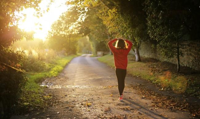 След затваряне на фитнесите - всяка разходка може да е тренировка!